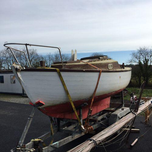 Don de bateau bois